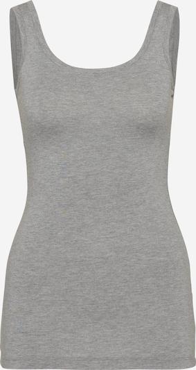 modström Top 'Tulla' - šedý melír, Produkt