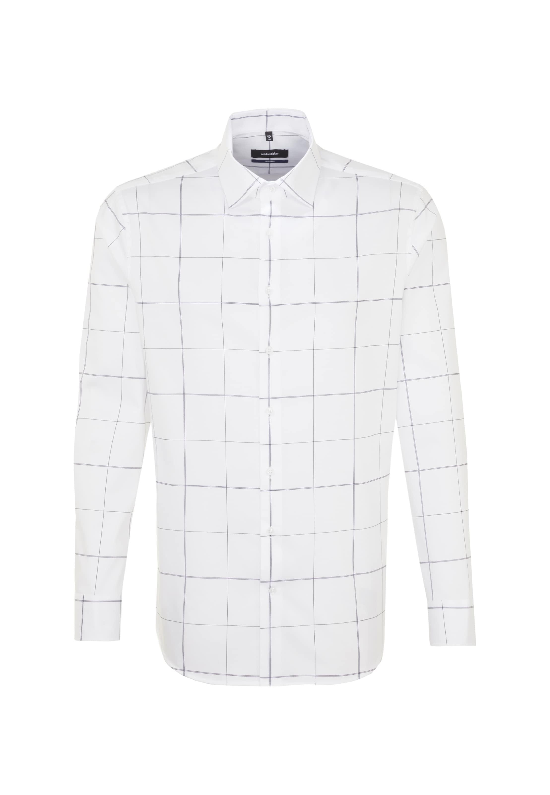 Weiß Seidensticker Hemd In Seidensticker Hemd 'tailored' uK3F15TlJc