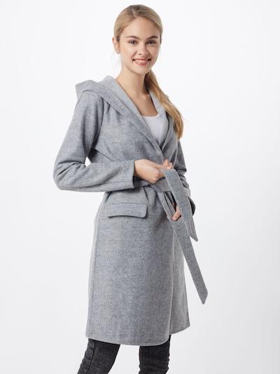 JACQUELINE de YONG Mantel 'JDYOVIDA' in grau, Modelansicht