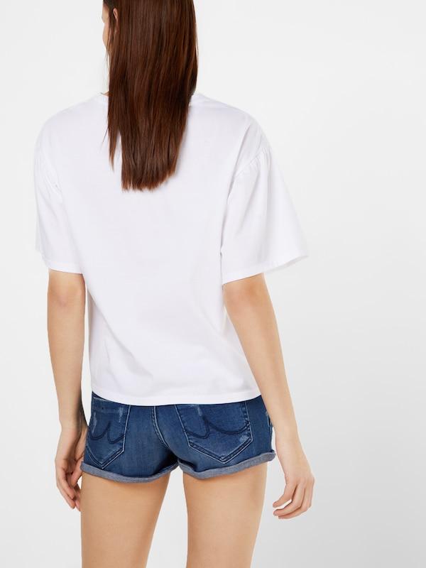 CouleursBlanc En Mélange shirt T De Talkabout 0vNnwm8