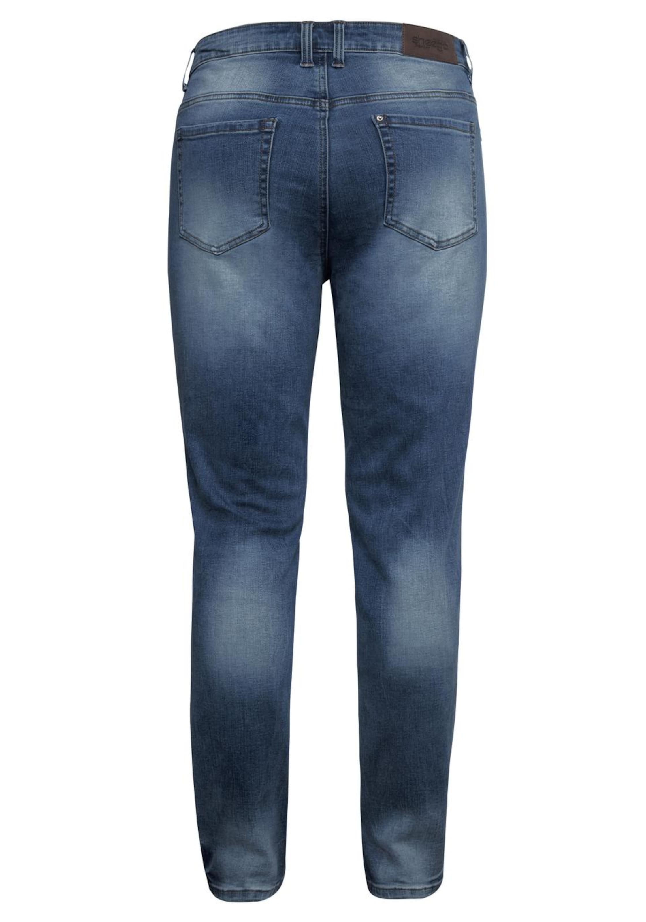 Jeans Sheego Jeans In Sheego In Blau Blau Sheego In Jeans 76ygmvIYbf