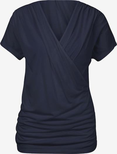heine Shirt in marine, Produktansicht