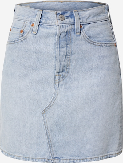 LEVI'S Rock 'HR DECON ICONIC BF' in blue denim, Produktansicht