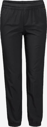 JACK WOLFSKIN Softshellhose 'Cat Bay' in schwarz, Produktansicht