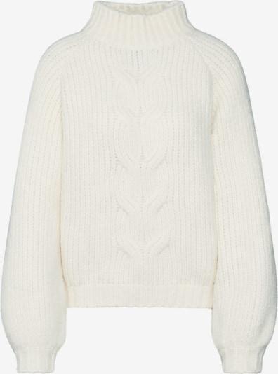 minimum Pullover 'Yutte' in weiß, Produktansicht