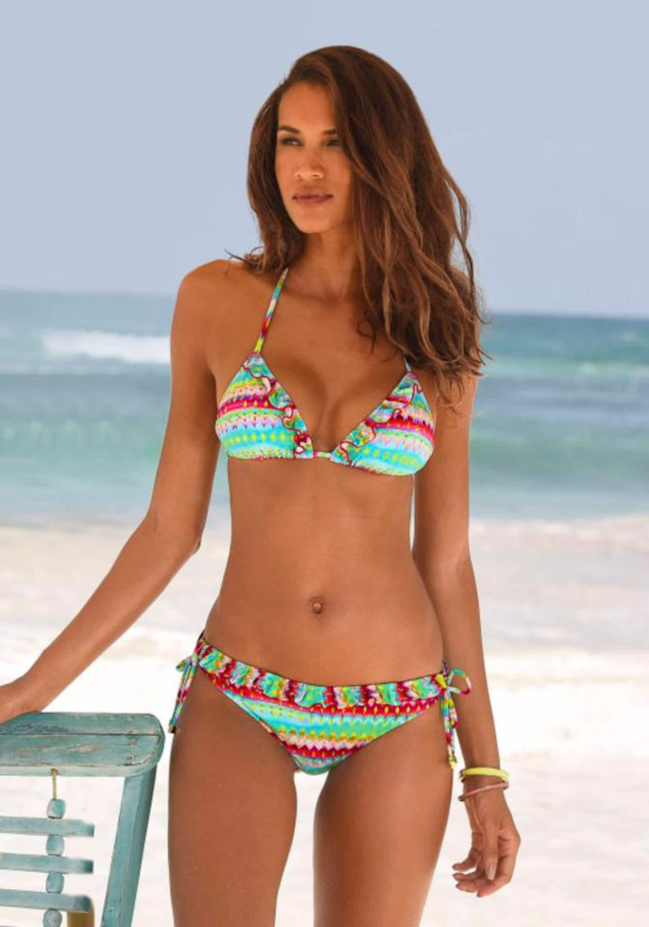Bikini Homeboy AquaMischfarben Beach Bikini Homeboy In Beach vN8w0mOn