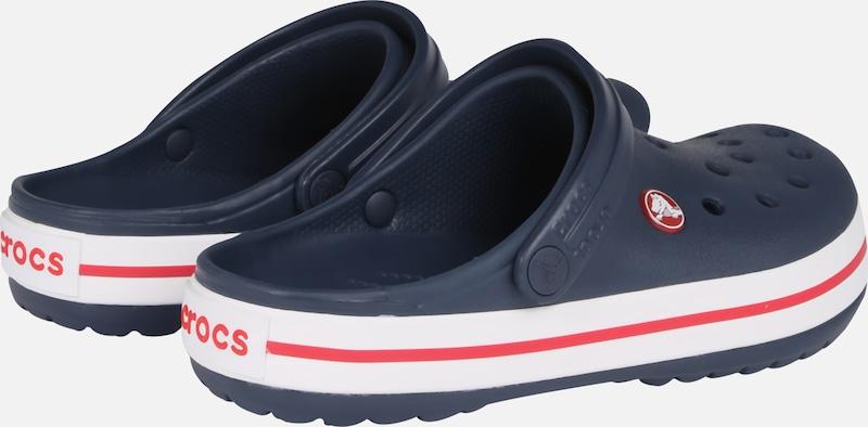 Bleu Sabots Crocs Marine En 'crocband' 6IYgyf7vb