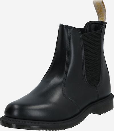 Dr. Martens Chelsea Boots 'VEGAN FLORA' en noir, Vue avec produit