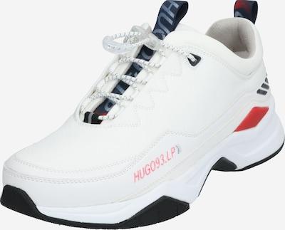 HUGO Sneaker 'Block Runn LP93' in weiß, Produktansicht