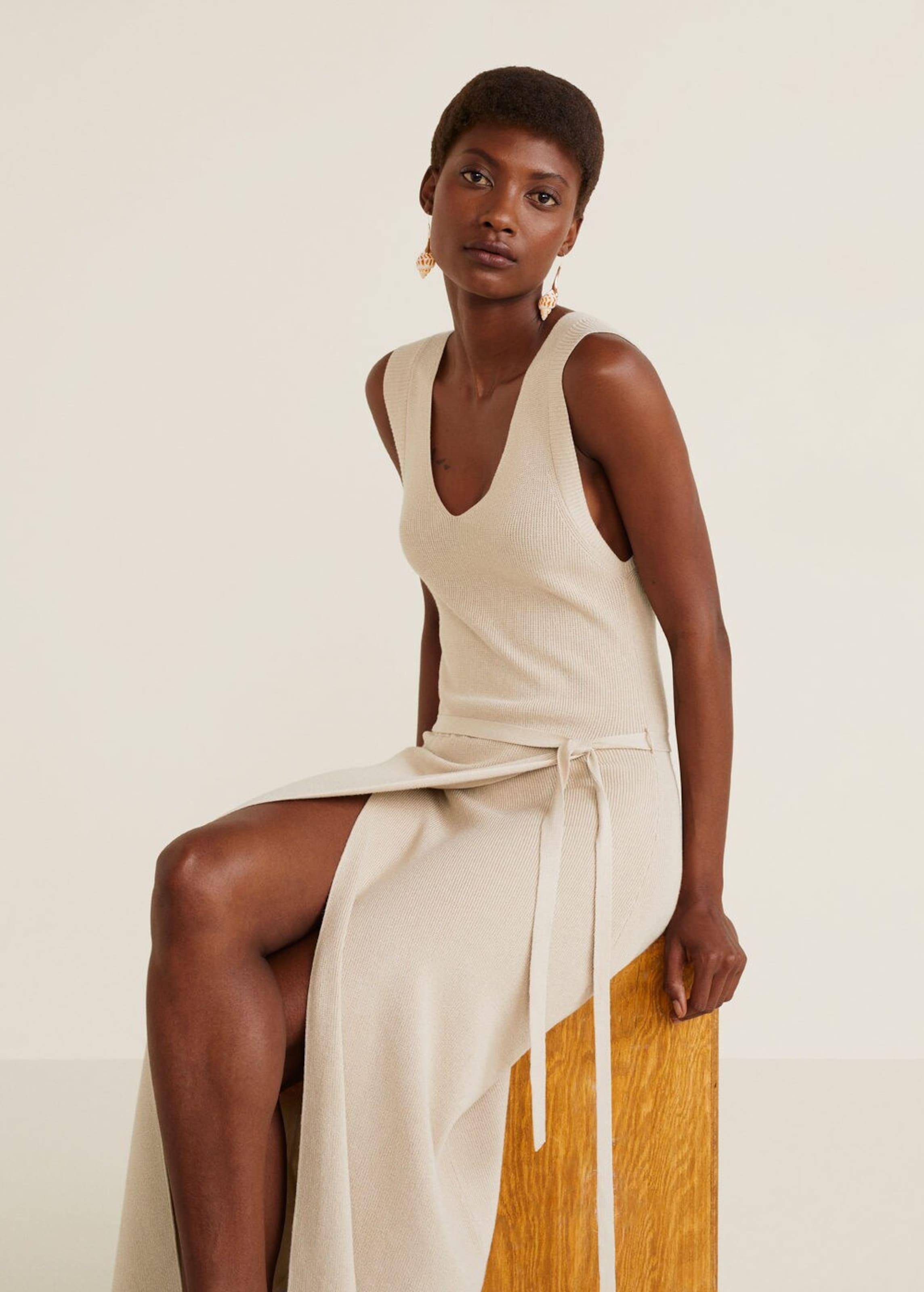 Mango Kleid Sand In Mango 'safari' Mango Kleid In 'safari' Sand In 'safari' Kleid KTlc1FJ3