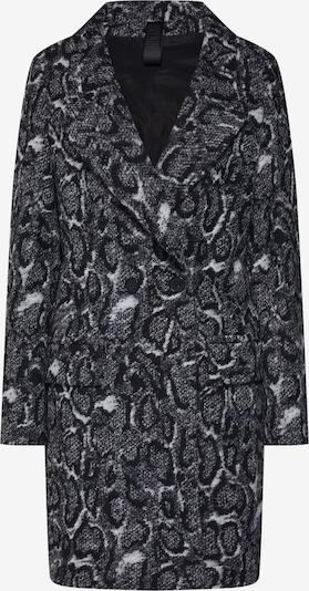 DRYKORN Přechodný kabát 'GIRONA' - černá / bílá, Produkt