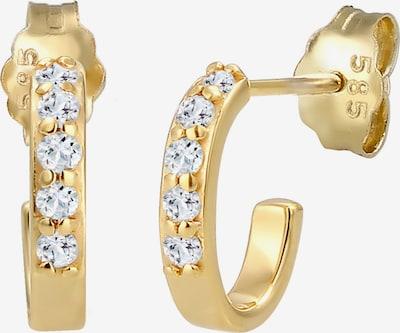 ELLI PREMIUM Ohrringe in gold, Produktansicht