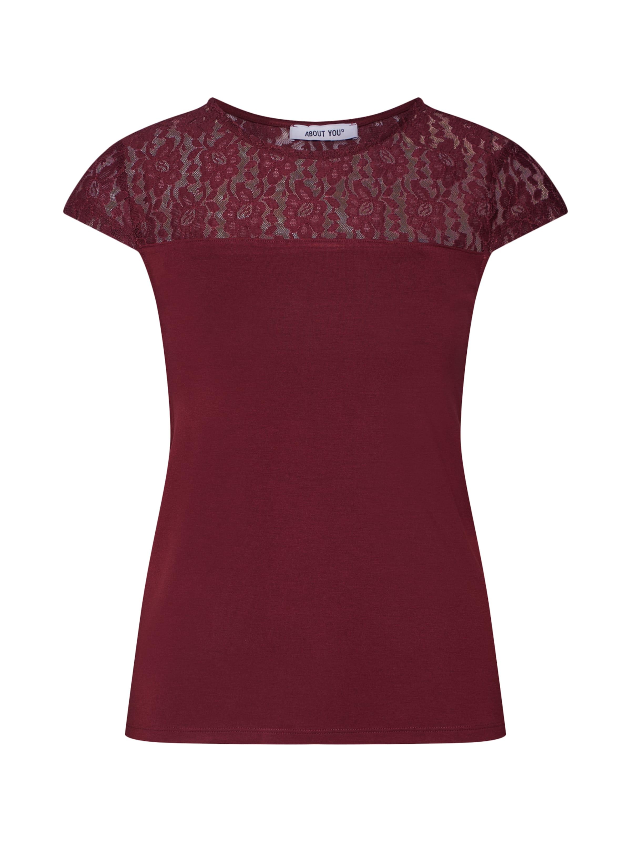 En Bordeaux shirt 'emilie' T En shirt 'emilie' Bordeaux En T T 'emilie' shirt mnwOvN08