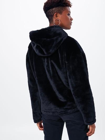 Demisezoninė striukė 'TARA' iš Noisy may , spalva - juoda: Vaizdas iš galinės pusės