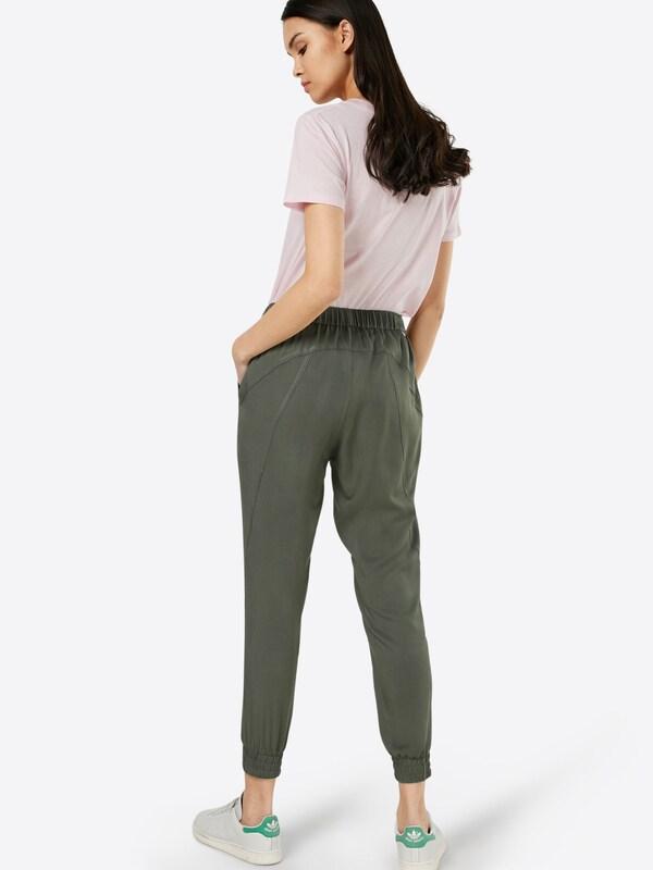 Olive En 'civic' Iriedaily Iriedaily Pantalon 'civic' En Pantalon mN8n0w