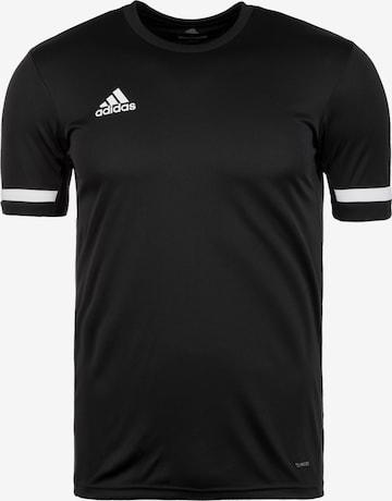 ADIDAS PERFORMANCE Fußballtrikot 'Team 19' in Schwarz