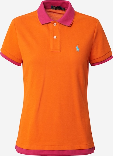 POLO RALPH LAUREN T-shirt en orange / rose, Vue avec produit