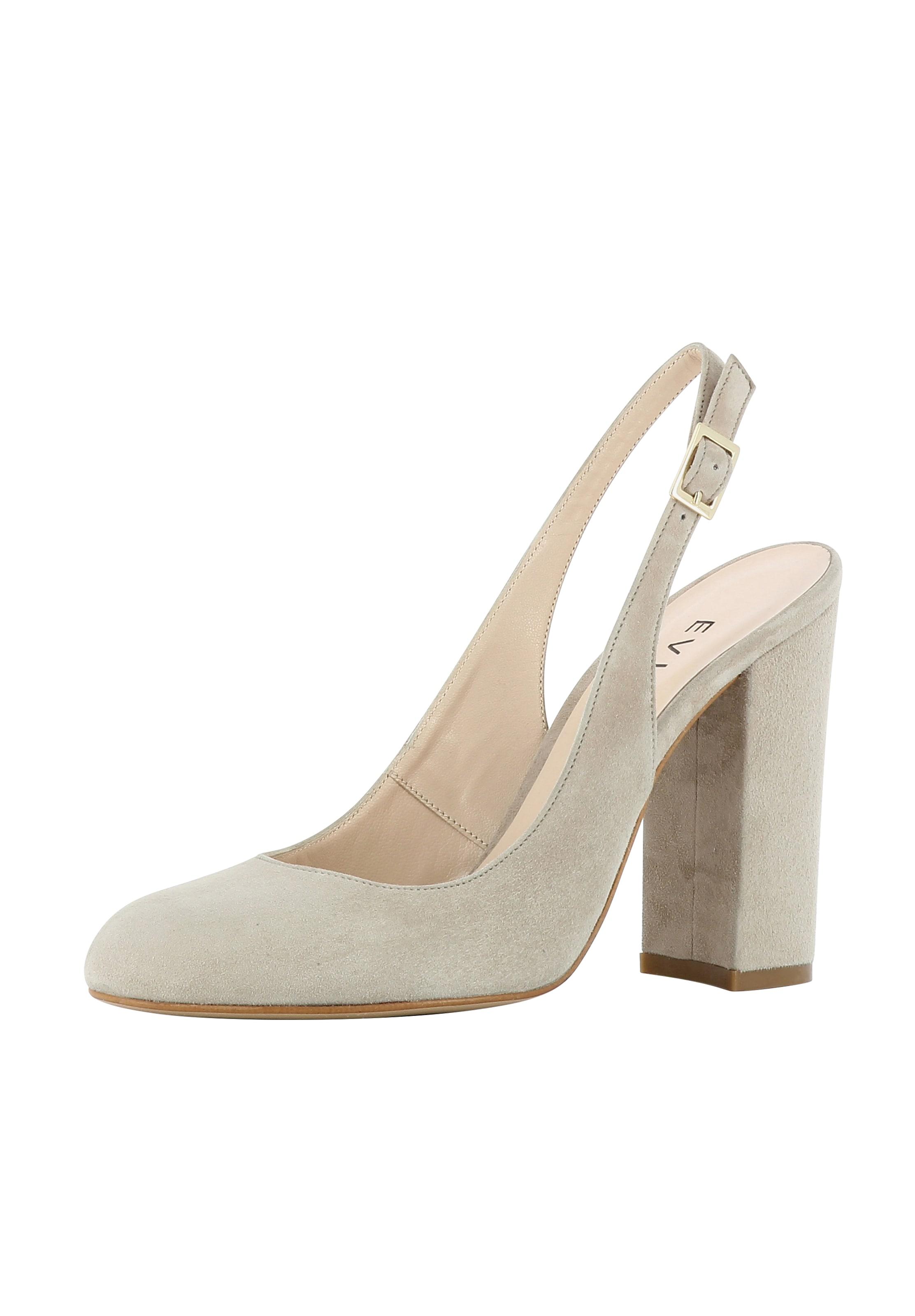 EVITA Sling Pumps Verschleißfeste billige Schuhe
