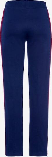 BENCH Hose in dunkelblau / grau / rot, Produktansicht