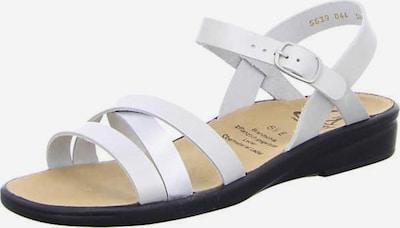 Ganter Sandalen met riem in de kleur Wit, Productweergave