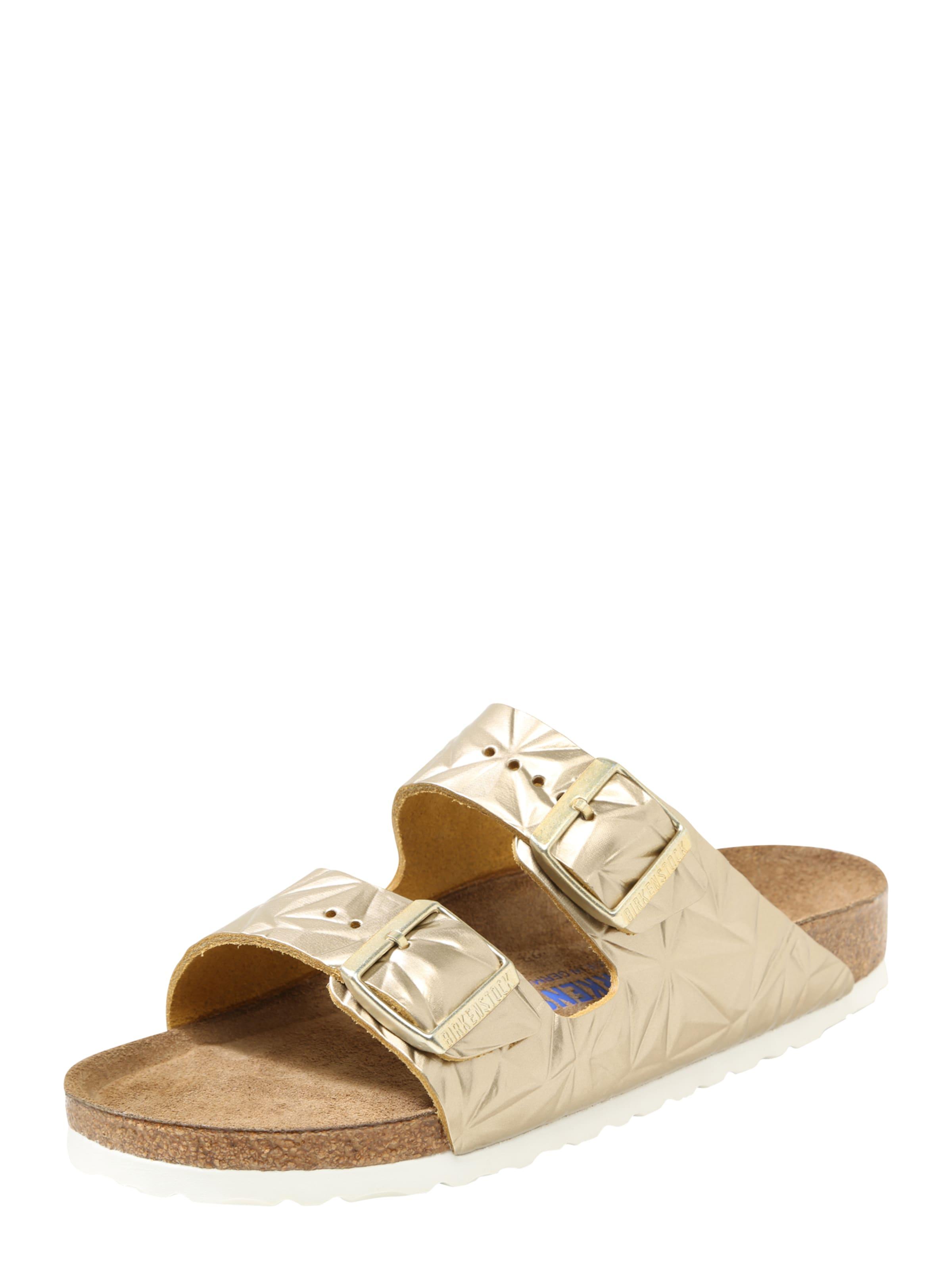 BIRKENSTOCK Sandalen Arizona SFB Verschleißfeste billige Schuhe