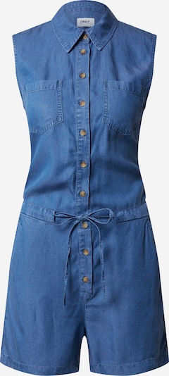ONLY Overall 'ONLMILEN' in blue denim, Produktansicht