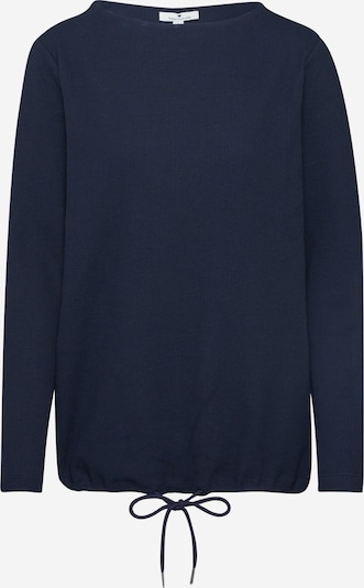 TOM TAILOR Sweatshirt in blau, Produktansicht