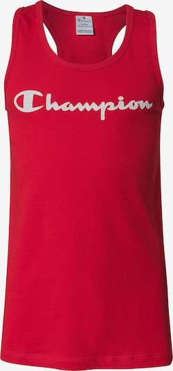 Champion Authentic Athletic Apparel Top in rot / weiß, Produktansicht