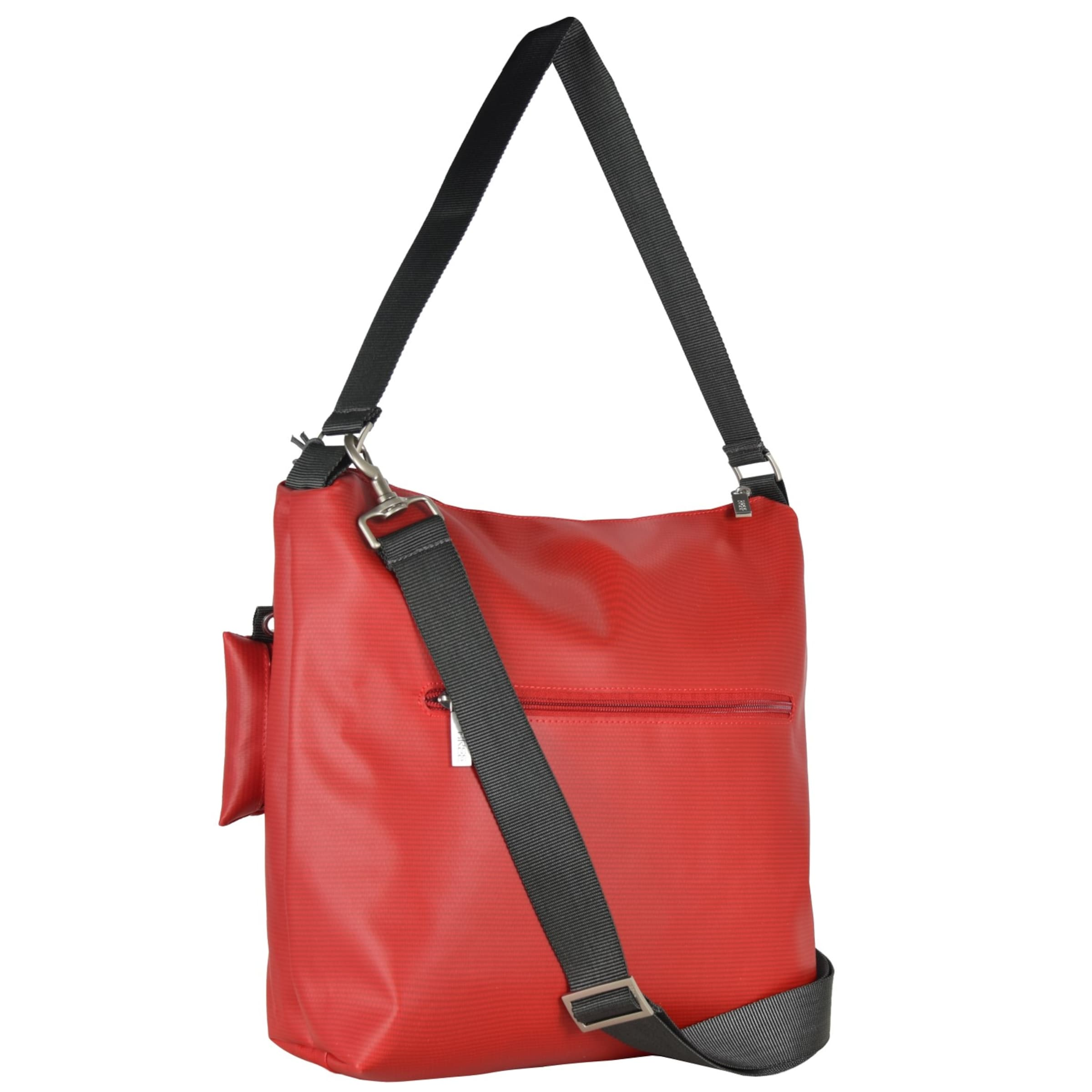 Punch Cm 702 Schultertasche 34 Bree Rot In EW2ID9H