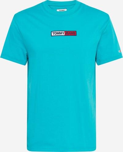 Tommy Jeans Shirt in hellblau, Produktansicht