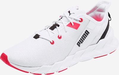 PUMA Sportschuh 'Weave XT Wn's' in rot / schwarz / weiß, Produktansicht