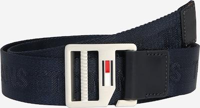 Tommy Jeans Riem in de kleur Donkerblauw, Productweergave