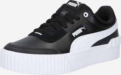 PUMA Sneaker low 'Carina Lift' i sort / hvid, Produktvisning