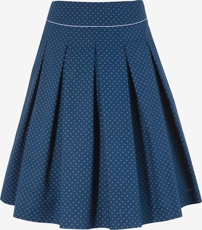 LOVE NATURE Trachtenrock in blau, Produktansicht