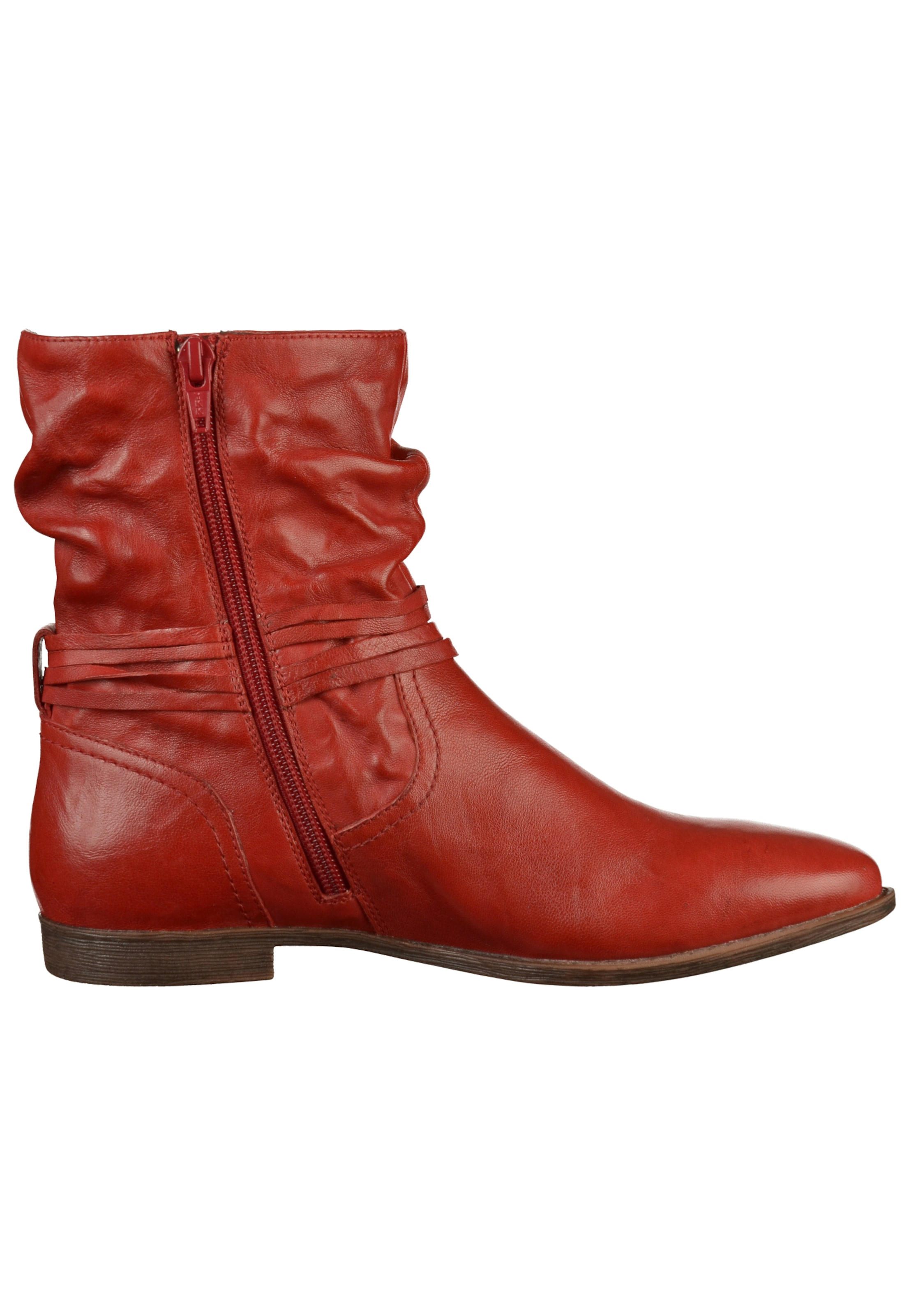 Bottines Spm En 'malistrip' Spm Bottines Rouge Spm Rouge Bottines 'malistrip' En 'malistrip' dxBoerC