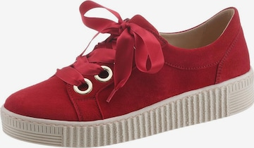 GABOR Sneakers in Red