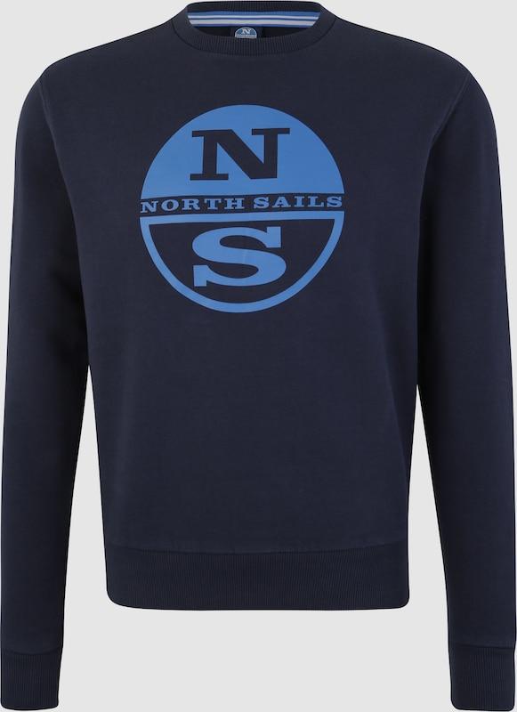 North Sails Sweatshirt in blau   dunkelblau  Neue Kleidung in dieser Saison