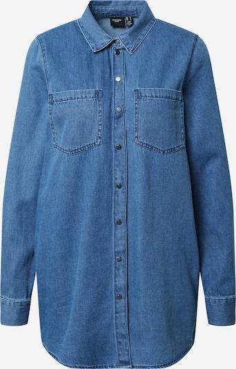 VERO MODA Bluzka 'MILA' w kolorze niebieski denimm, Podgląd produktu