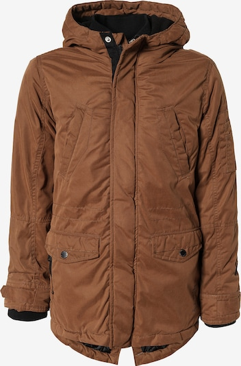 WE Fashion Parka in braun, Produktansicht