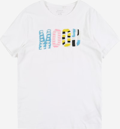 NAME IT T-Shirt in weiß, Produktansicht