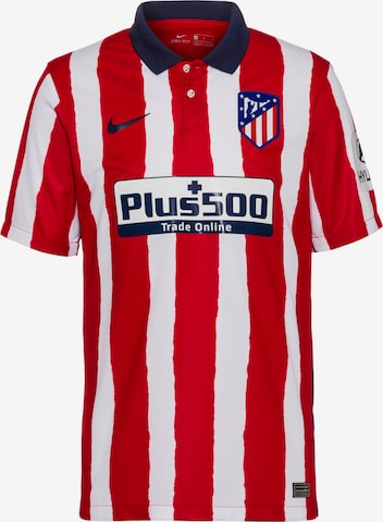 NIKE T-Shirt 'Atletico Madrid 20-21' in Rot