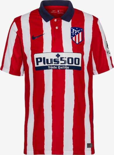 NIKE T-Shirt 'Atletico Madrid 20-21' in kobaltblau / rot / weiß, Produktansicht