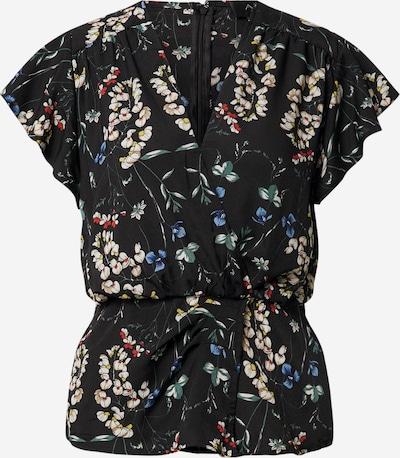 AX Paris Bluse in schwarz, Produktansicht