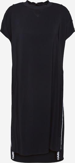 Karl Lagerfeld Sweatkleid in schwarz, Produktansicht