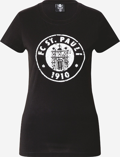 FC St. Pauli Functional shirt in black / white, Item view