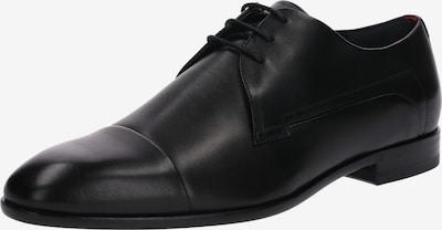 HUGO Šněrovací boty - černá, Produkt