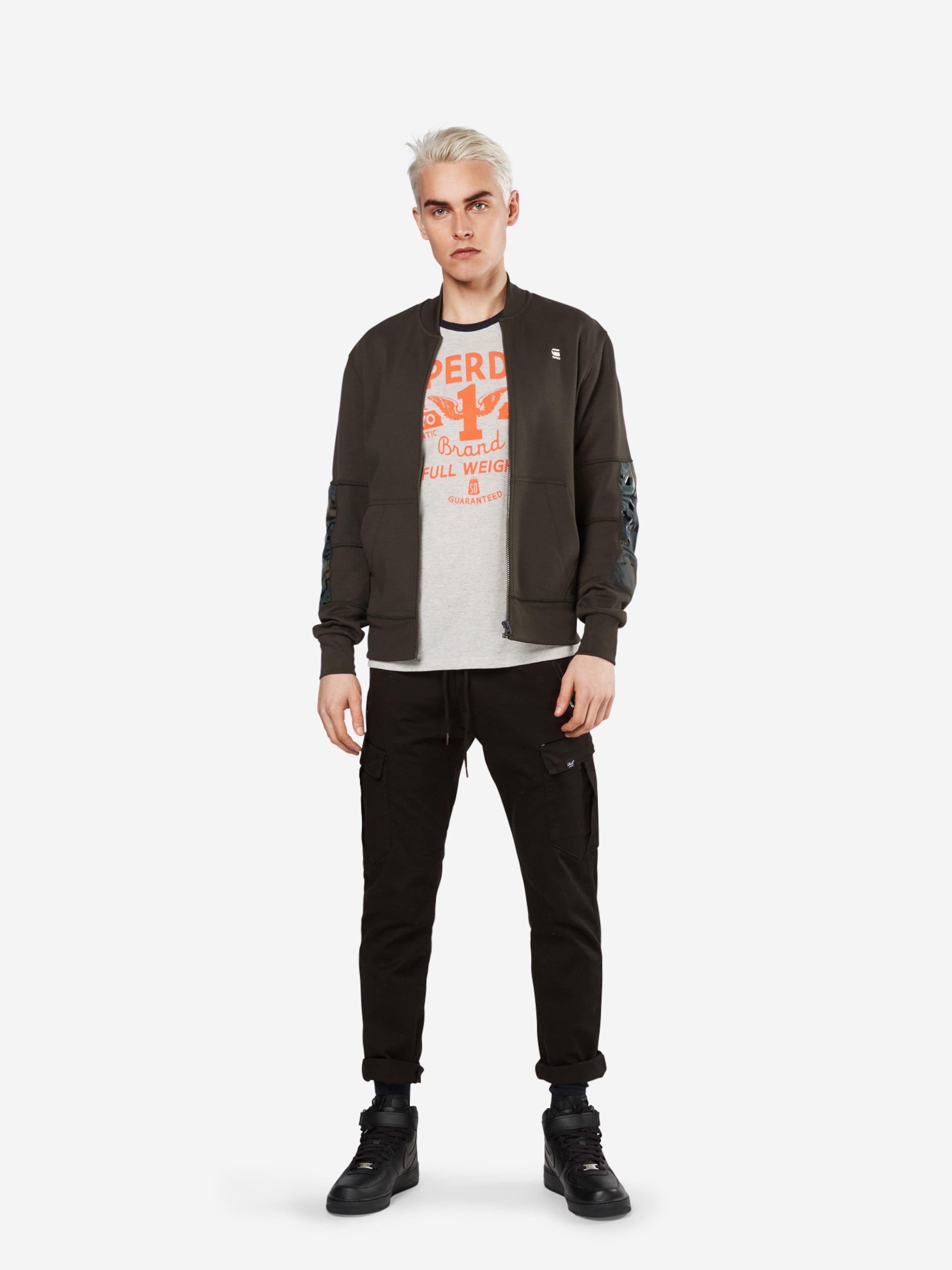 Superdry T-Shirt 'FULL WEIGHT RAGLAN' Low-Cost Verkauf Online Geniue Händler Günstig Online Spielraum Mit Mastercard Modisch DIBQk