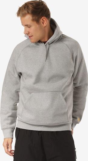 Carhartt WIP Pullover 'Chase' in grau, Produktansicht