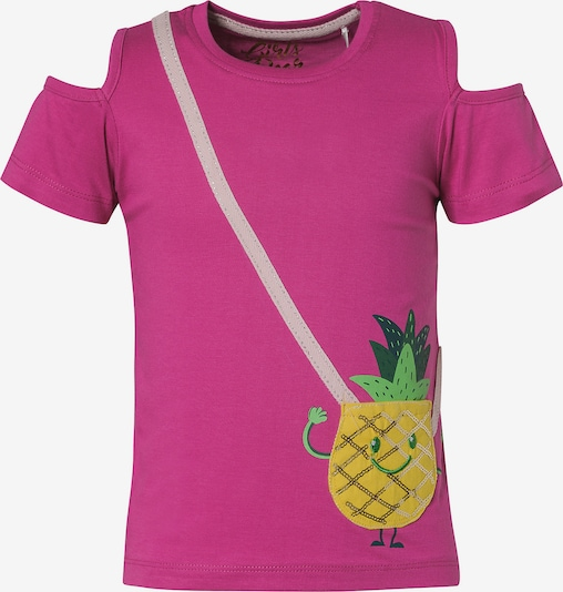LEMON BERET T-Shirt in pink: Frontalansicht