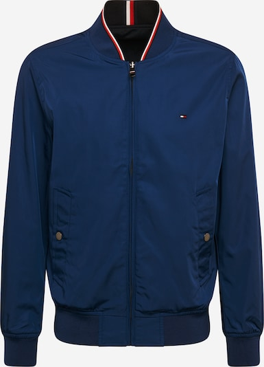 TOMMY HILFIGER Tussenjas 'REVERSIBLE' in de kleur Donkerblauw / Rood / Wit, Productweergave